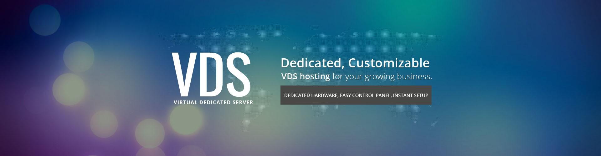 Virtual Dedicated Server